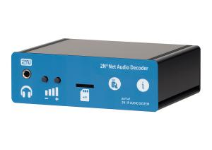 2N® Net Audio Decoder